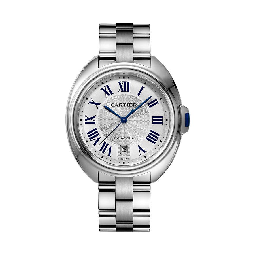 Cartier Damenuhr Clé De Cartier WSCL0007