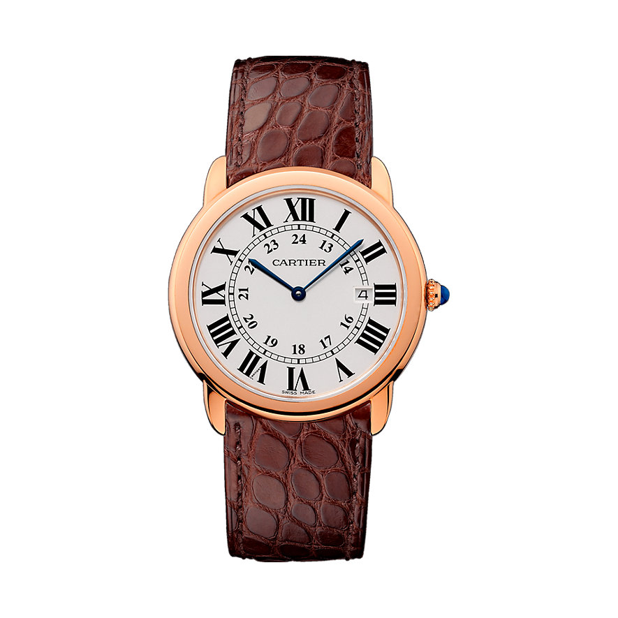 Cartier Damenuhr Ronde de Cartier W6701008