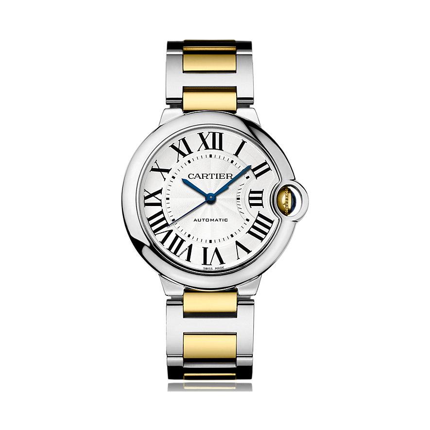 Cartier Damenuhr W2BB0012