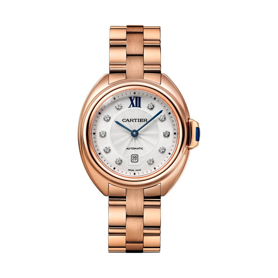 Cartier Damenuhr WJCL0034