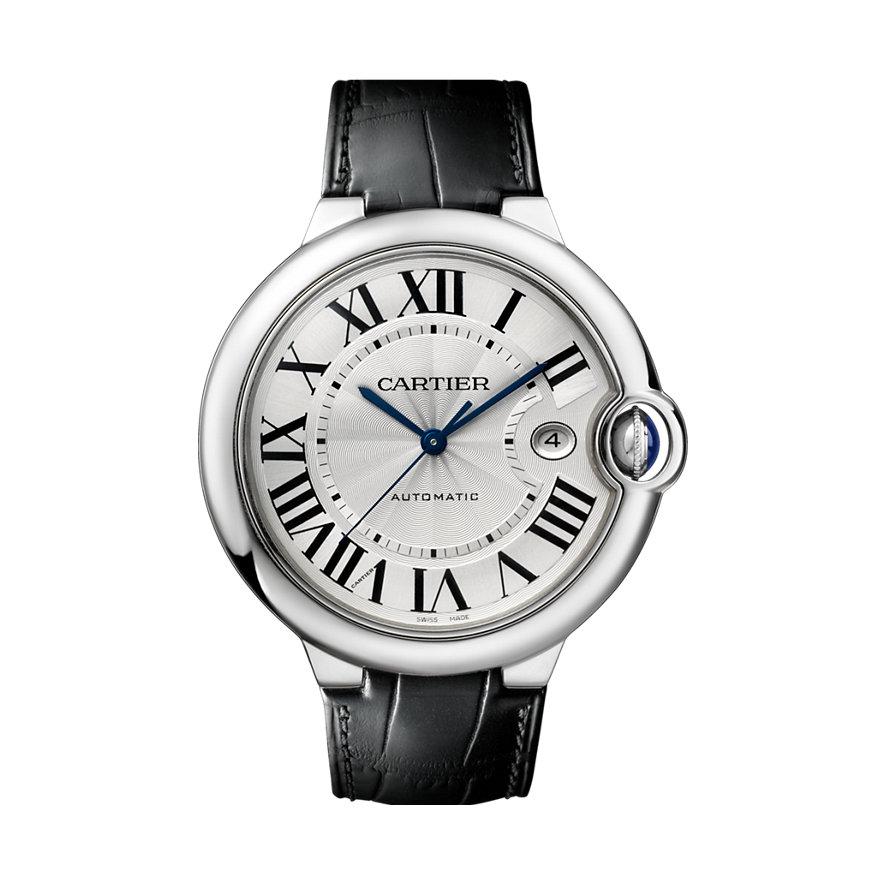 Cartier Herrenuhr Ballon Blanc de Cartier W69016Z4