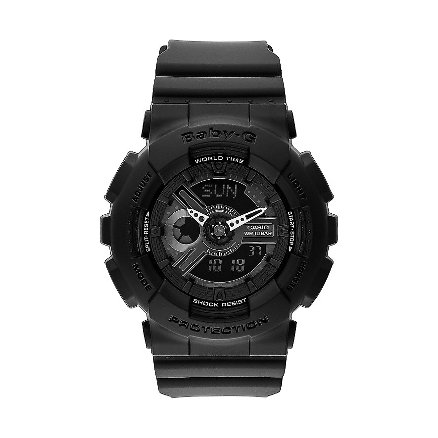 Casio BABY-G Damenchronograph BA-110BC-1AER