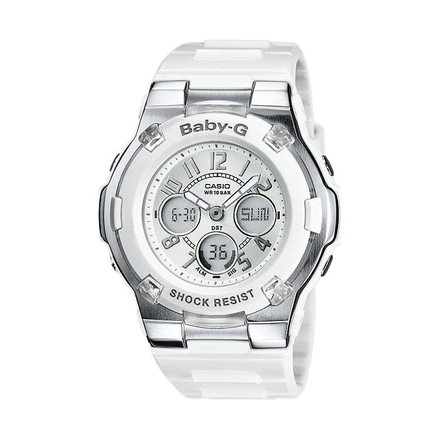 Casio BABY-G Damenchronograph  BGA-110-7BER