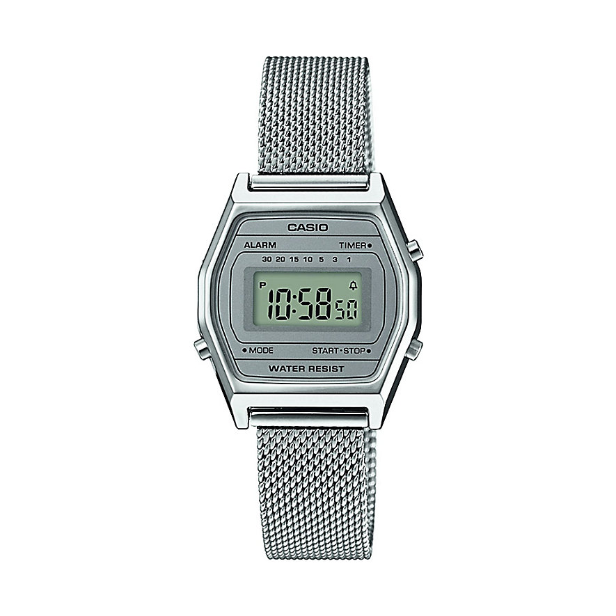 Casio Collection Damenuhr Retro LA690WEM-7EF