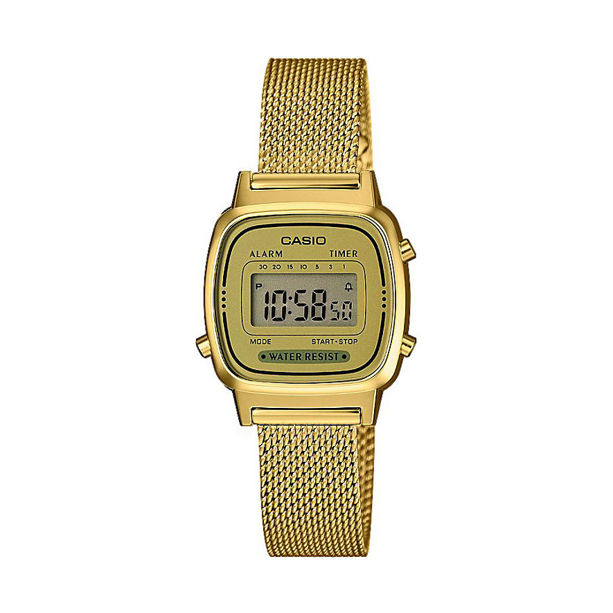 Casio Collection Damenuhr Vintage LA670WEMY-9EF