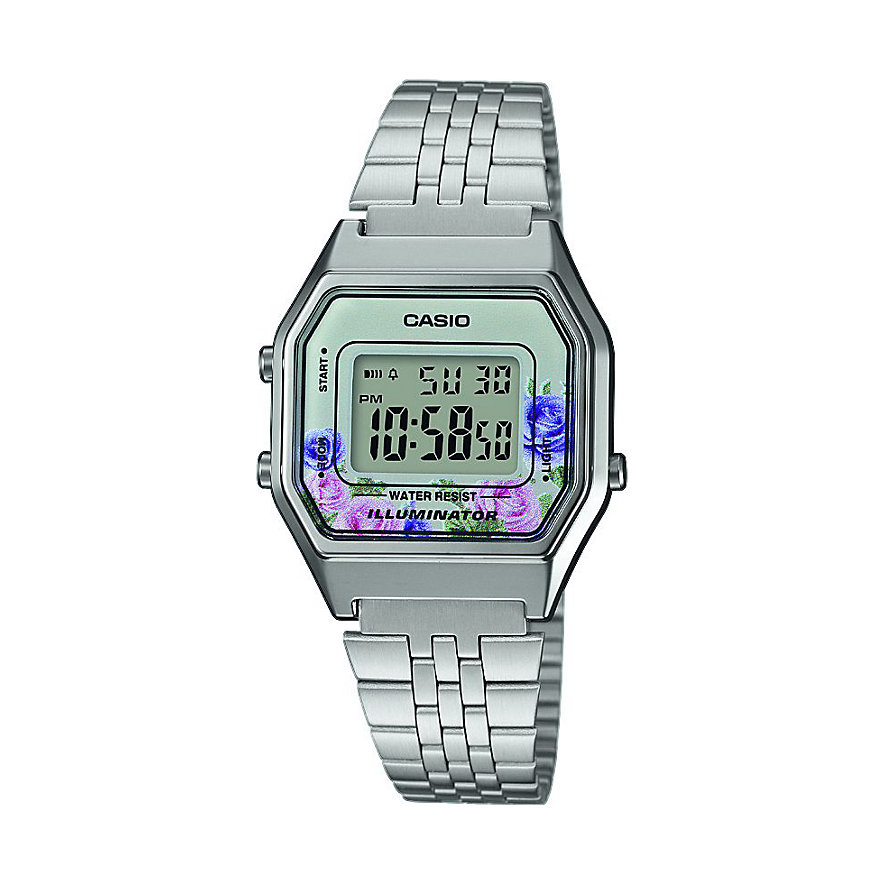 Casio Collection Damenuhr Vintage LA680WEA-4CEF