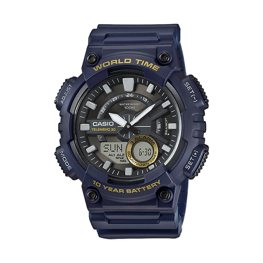 Casio Collection Herrenuhr AEQ-110W-2AVEF