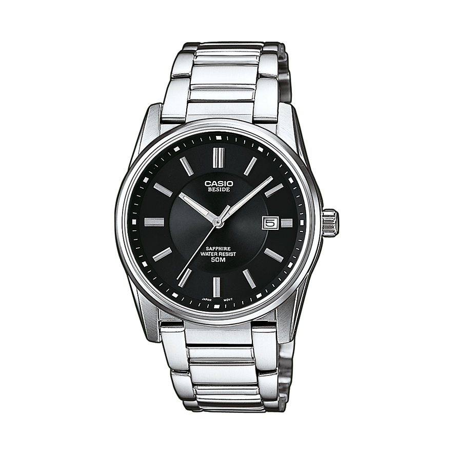Casio Collection Herrenuhr BEM-111D-1AVEF