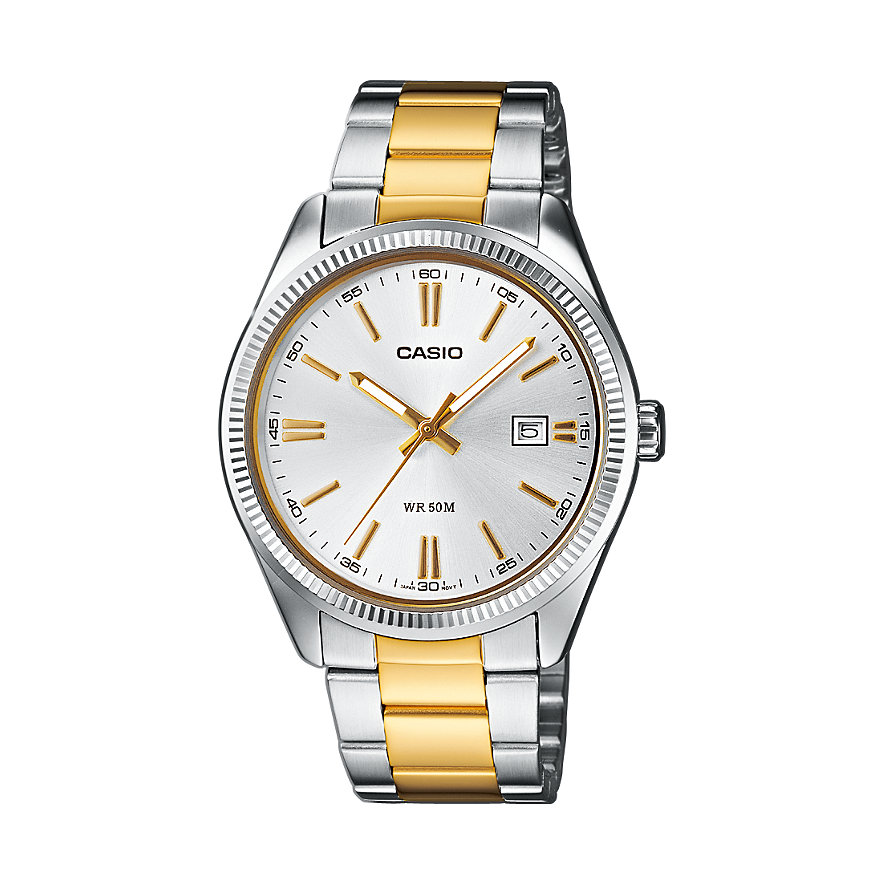 Casio Collection Herrenuhr MTP-1302PSG-7AVEF