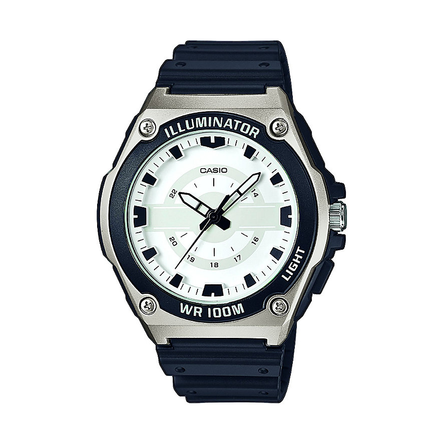 Casio Collection Herrenuhr  MWC-100H-7AVEF