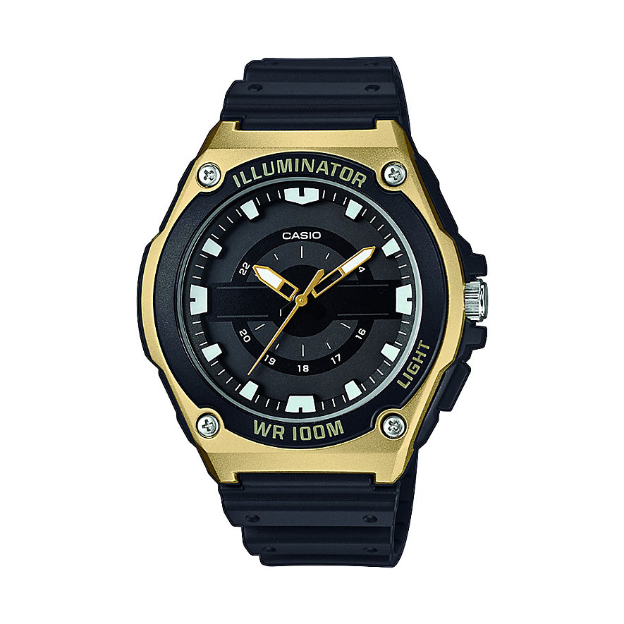 Casio Collection Herrenuhr MWC-100H-9AVEF