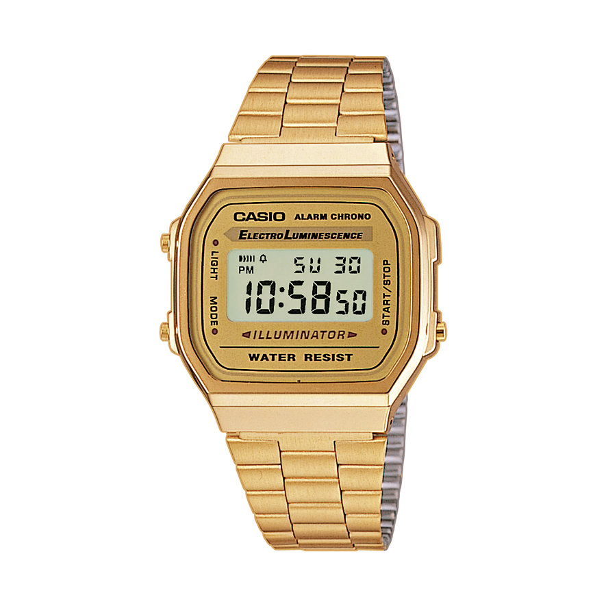 Casio Collection Vintage A168WG-9EF