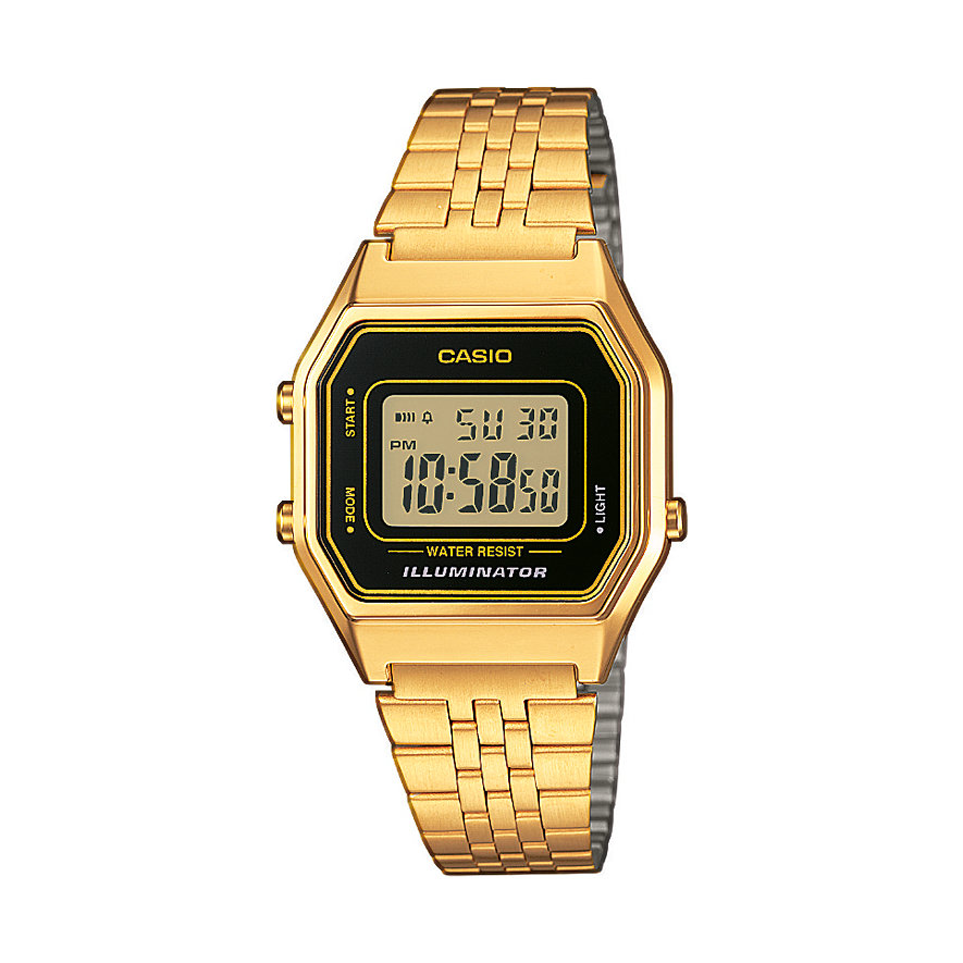 Casio Collection Vintage Damenuhr LA680WEGA-1ER