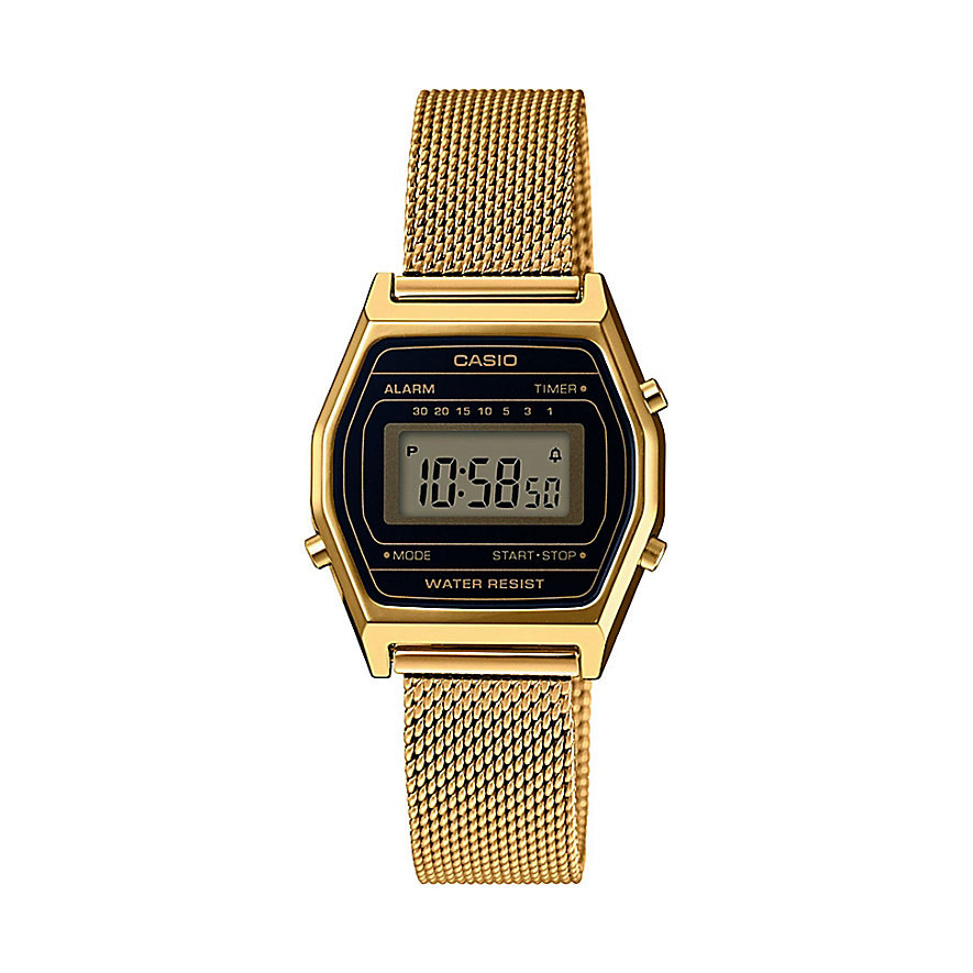 Casio Collection Vintage Damenuhr LA690WEMY-1EF
