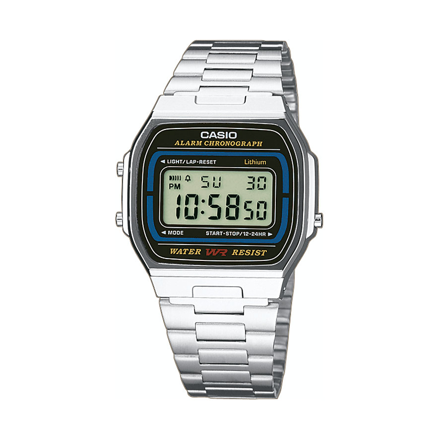 Casio Collection Vintage Style A-164WA-1VES