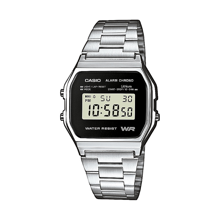 Casio Collection Vintage Style A158WEA-1EF