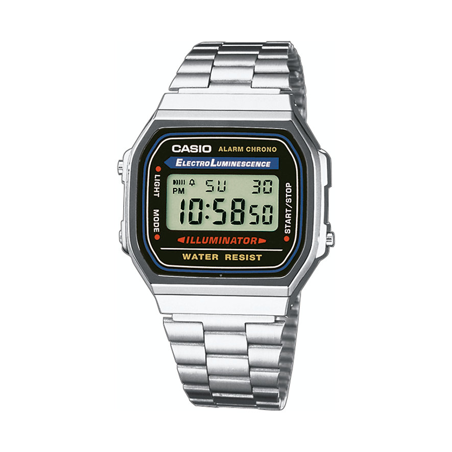 Casio Collection Vintage Style A168WA-1YES