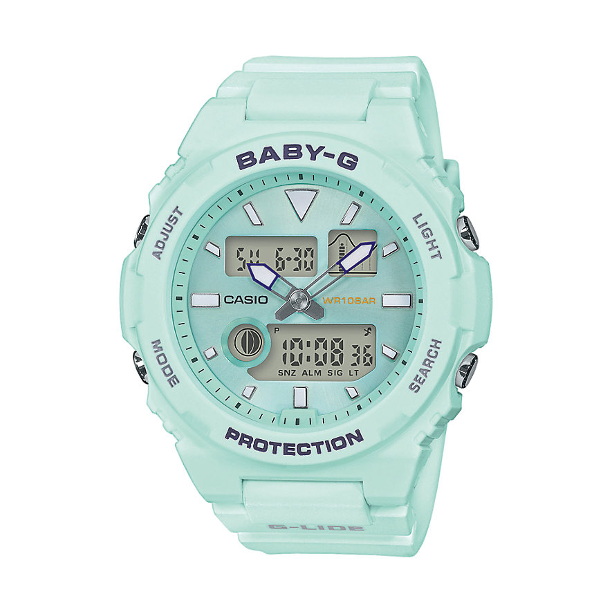 Casio Damenuhr Baby-G BAX-100-3AER