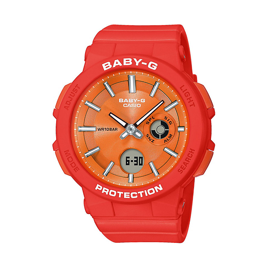 Casio Damenuhr Baby-G BGA-255-4AER