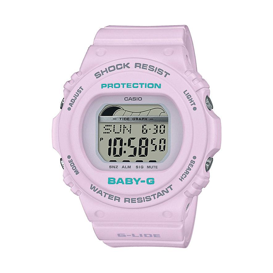 Casio Damenuhr Baby-G BLX-570-6ER