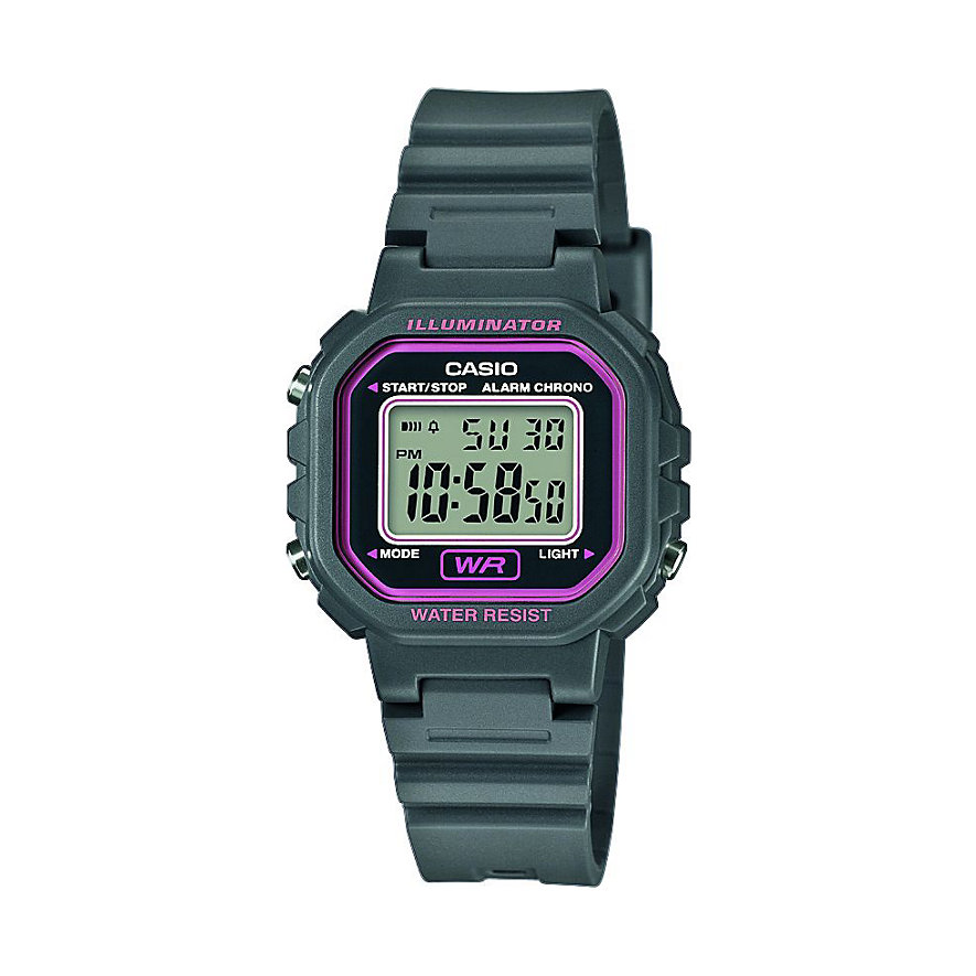 Casio Damenuhr Casio Collection LA-20WH-8AEF