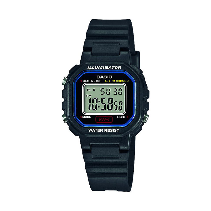 Casio Damenuhr Collection LA-20WH-1CEF