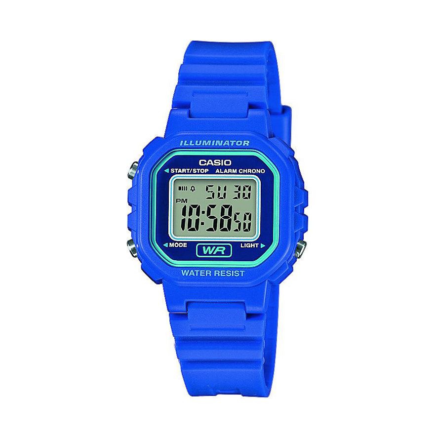 Casio Damenuhr Collection LA-20WH-2AEF