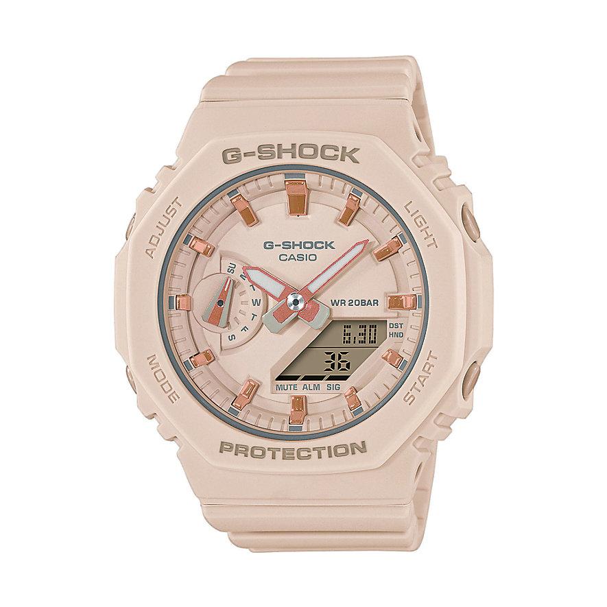 Casio Damenuhr G-SHOCK  GMA-S2100-4AER