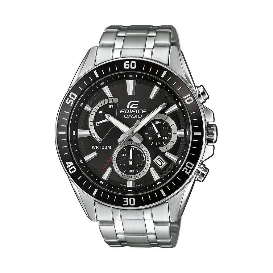 Casio EDIFICE Classic Herrenuhr EFR-552D-1AVUEF