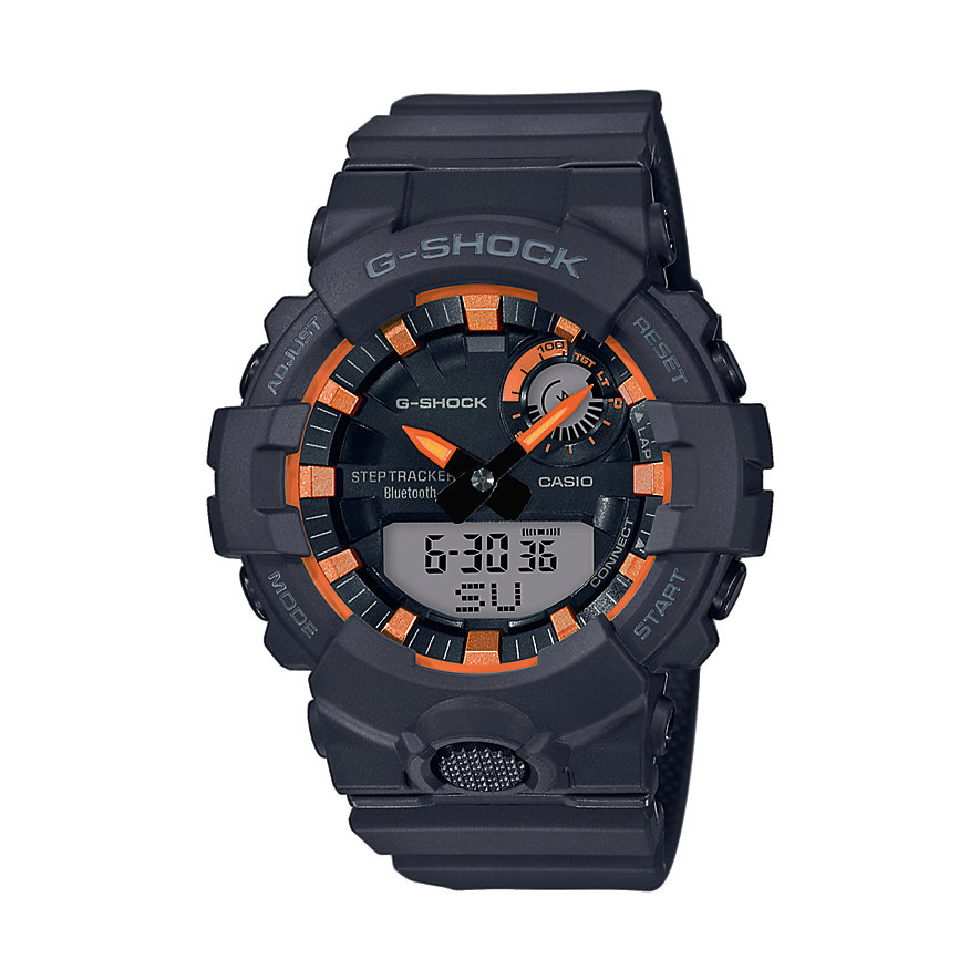 Casio Fitnesstracker G-Shock G-squad GBA-800SF-1AER