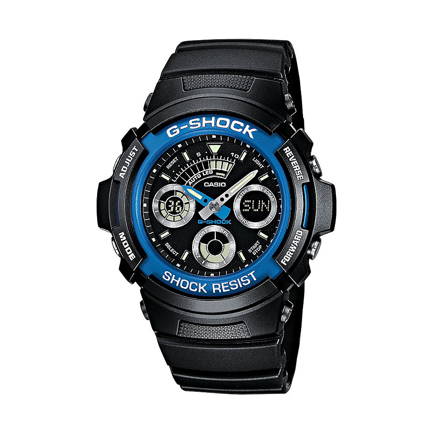 Casio G-SHOCK Classic Herrenchronograph AW-591-2AER