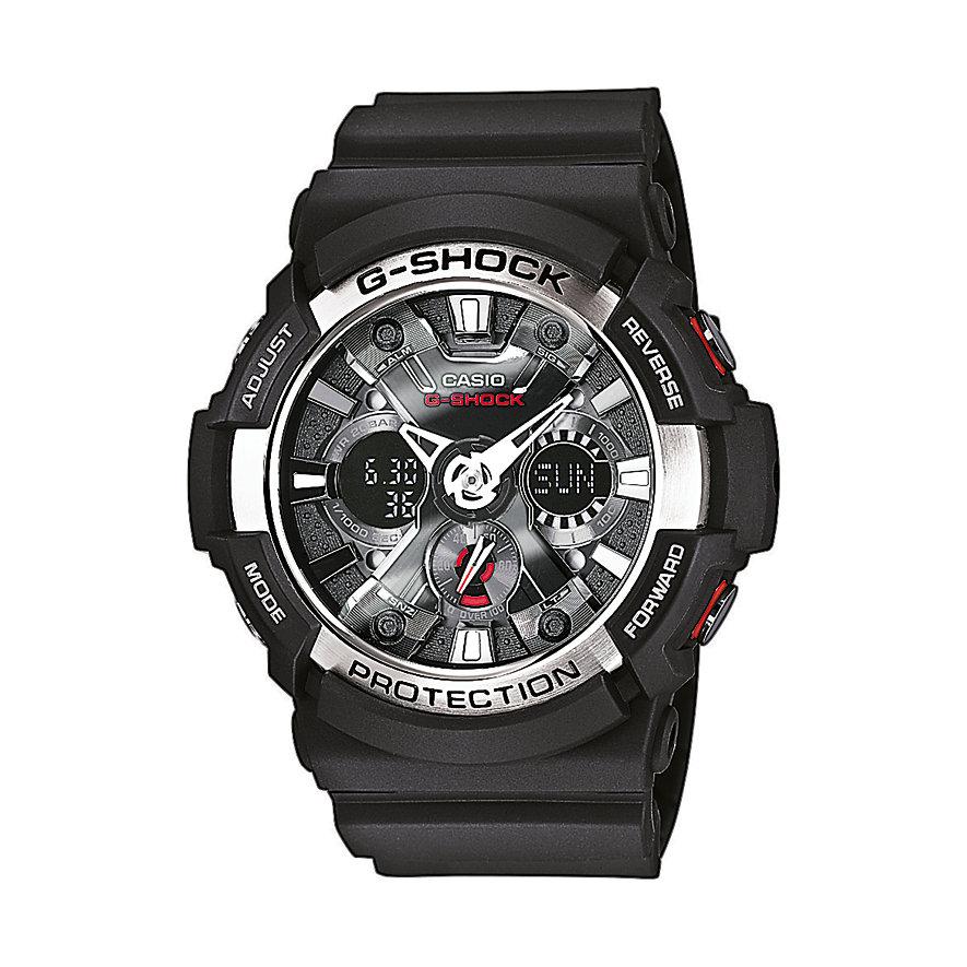Casio G-SHOCK Classic Herrenchronograph GA-200-1AER