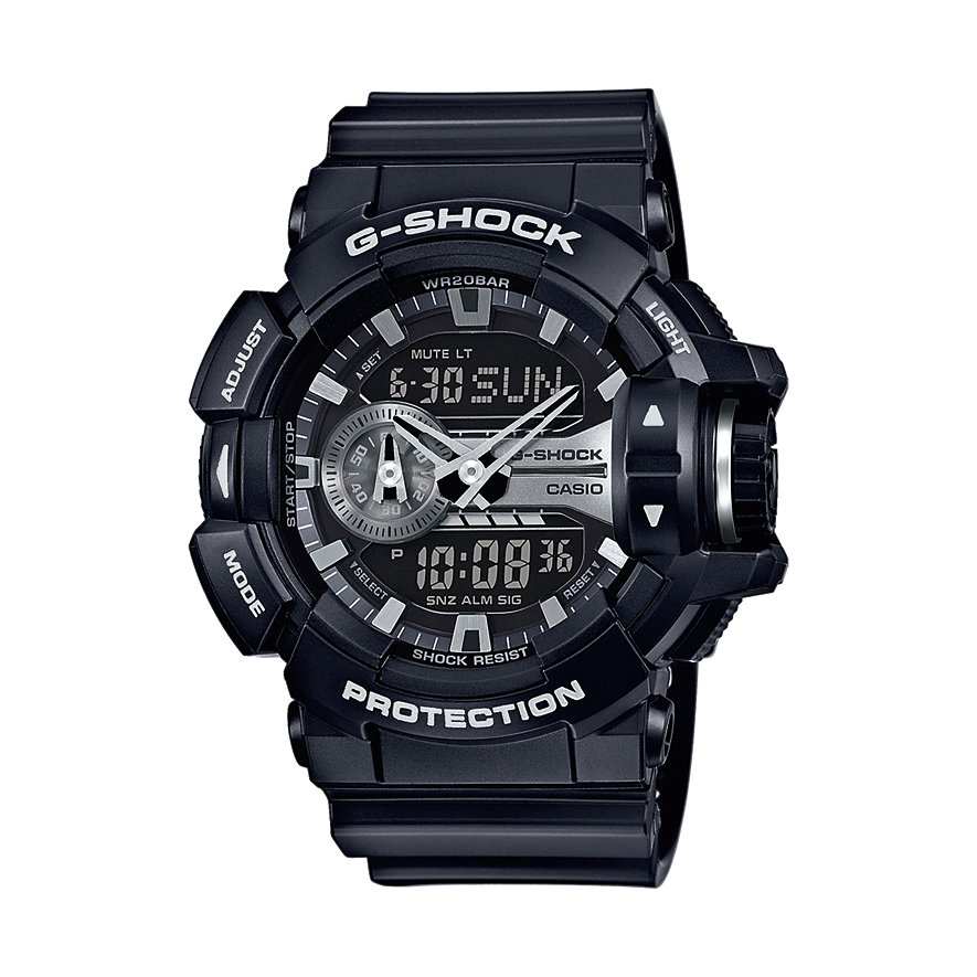 Casio G-SHOCK Classic Herrenuhr GA-400GB-1AER