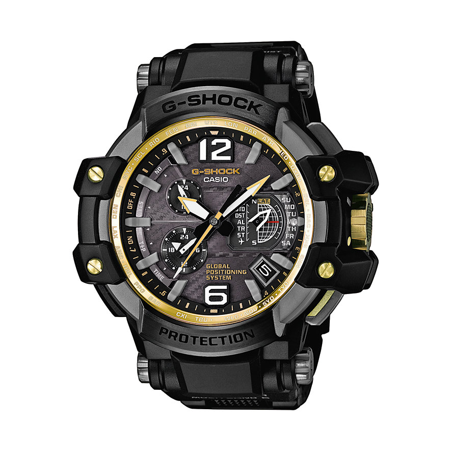 Casio G-SHOCK Premium Exclusive Superior Series Herrenuhr GPW-1000FC-1A9ER