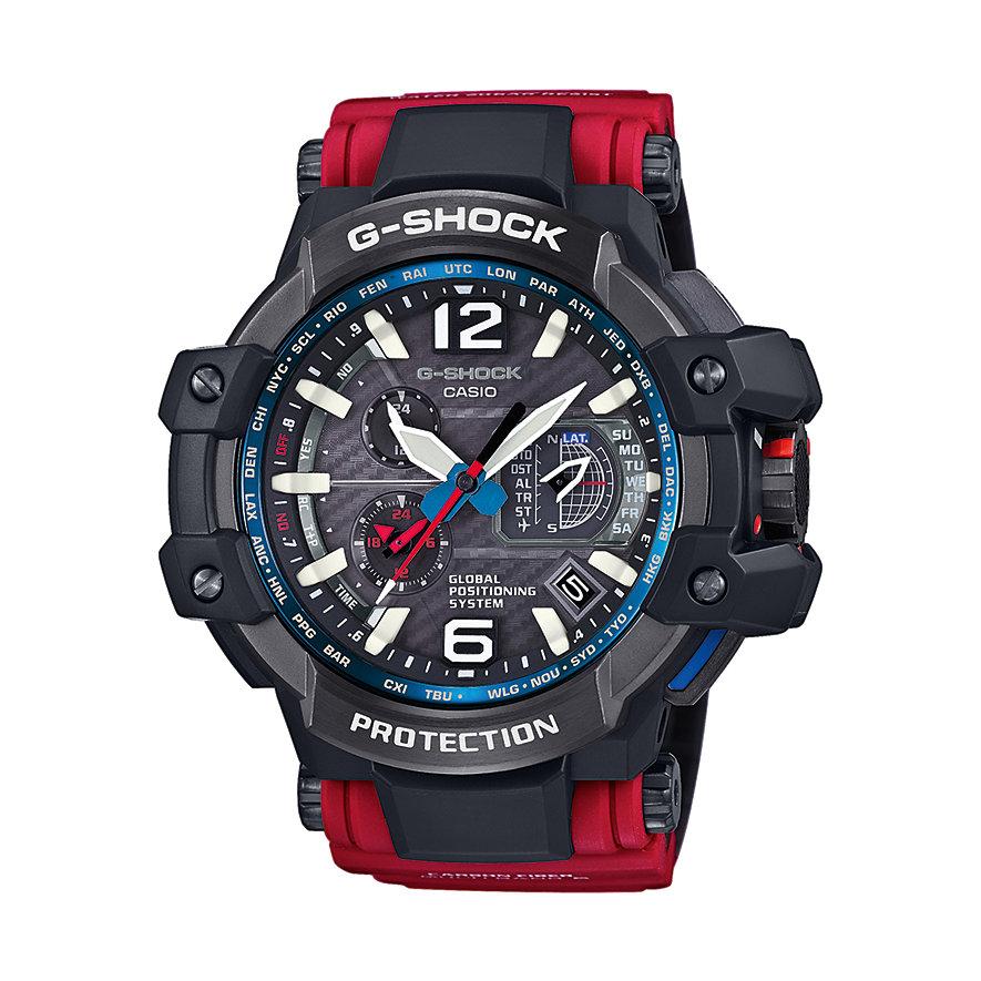 Casio G-SHOCK Premium Exclusive Superior Series Herrenuhr GPW-1000RD-4AER