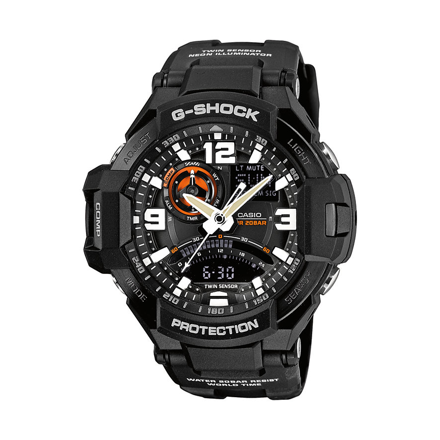 Casio G-SHOCK Premium Superior Series Herrenuhr GA-1000-1AER