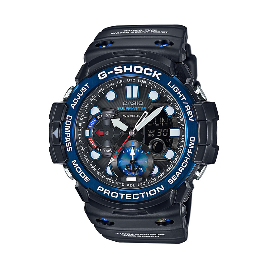 Casio G-SHOCK Premium Superior Series Herrenuhr GN-1000B-1AER