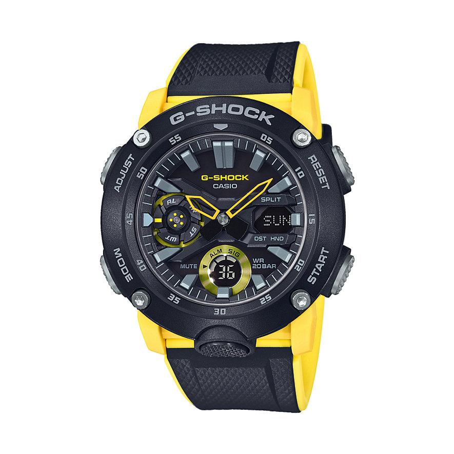 Casio Herenhorloge G-Shock GA-2000-1A9ER