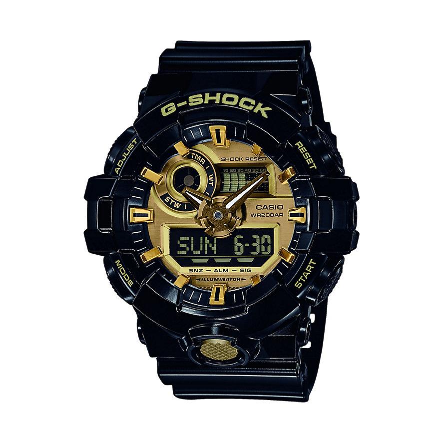 Casio Herenhorloge G-Shock GA-710GB-1AER