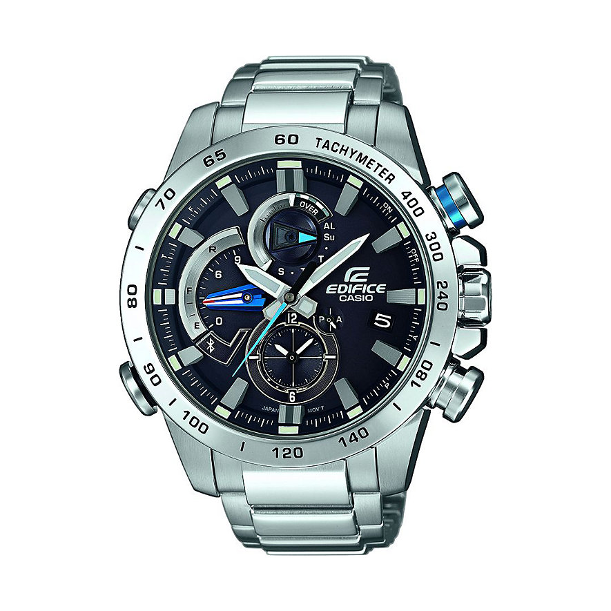 Casio Herrenuhr Bluetooth EDIFICE Premium EQB-800D-1AER