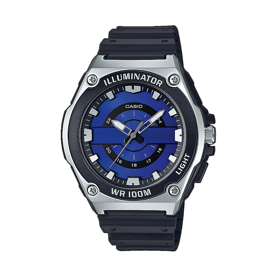 Casio Herrenuhr Casio Collection Men MWC-100H-2A2VEF
