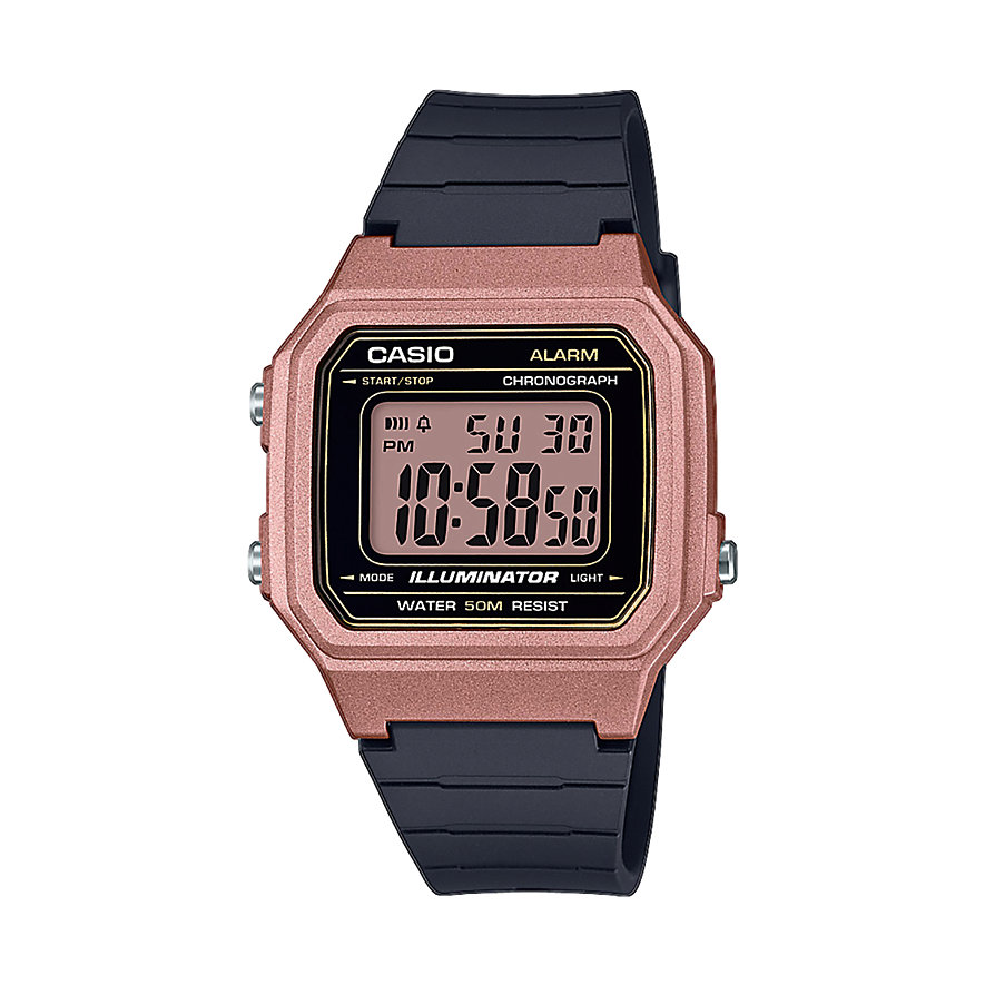 Casio Herrenuhr Casio Collection W-217HM-5AVEF