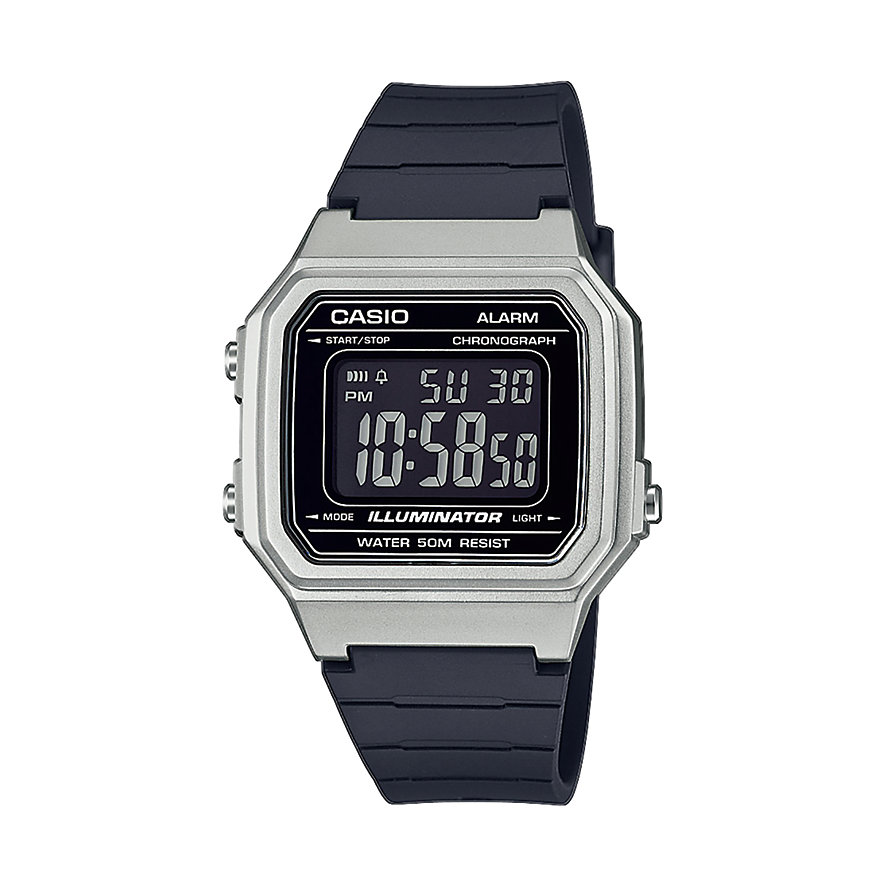 Casio Herrenuhr Casio Collection W-217HM-7BVEF