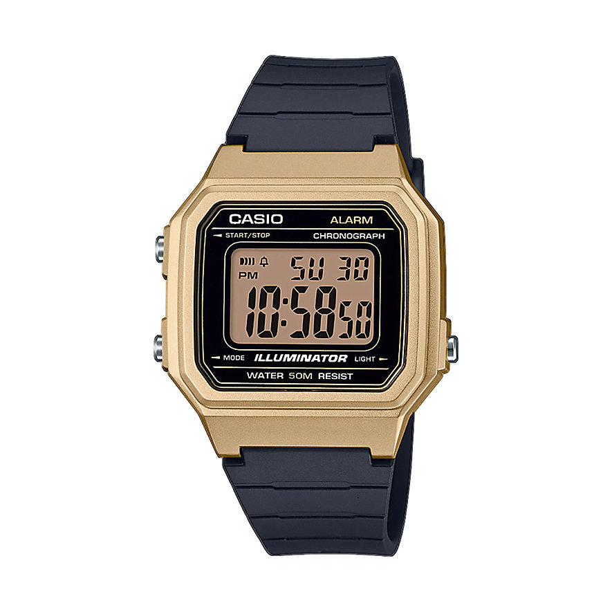 Casio Herrenuhr Casio Collection W-217HM-9AVEF