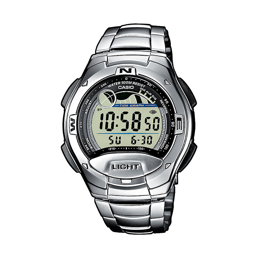 Casio Herrenuhr Casio Collection W-753D-1AVES