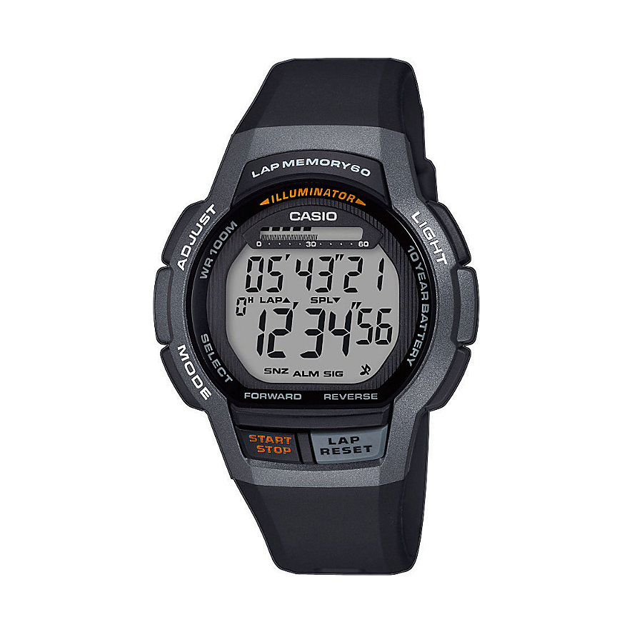 Casio Herrenuhr Casio Collection WS-1000H-1AVEF