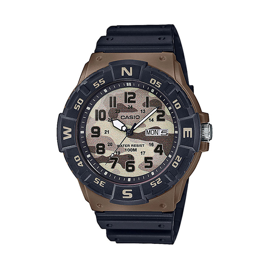 Casio Herrenuhr Collection MRW-220HCM-5BVEF