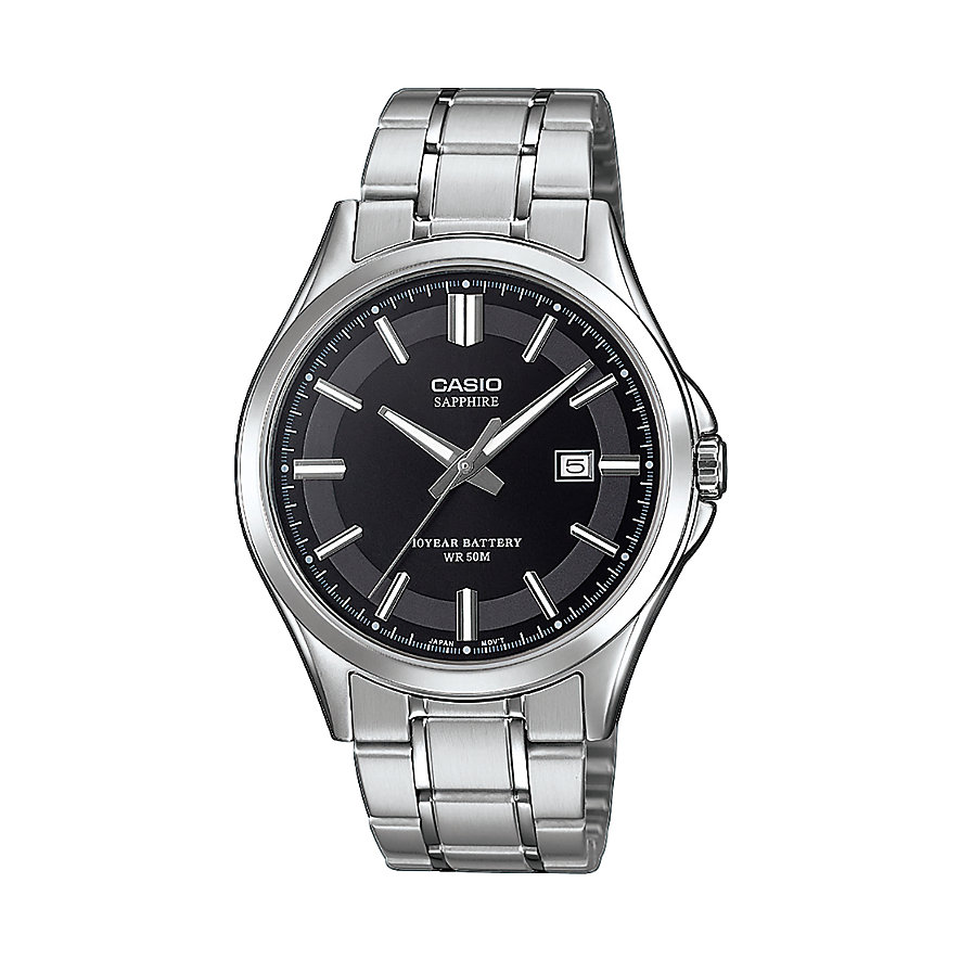 Casio Herrenuhr Collection MTS-100D-1AVEF