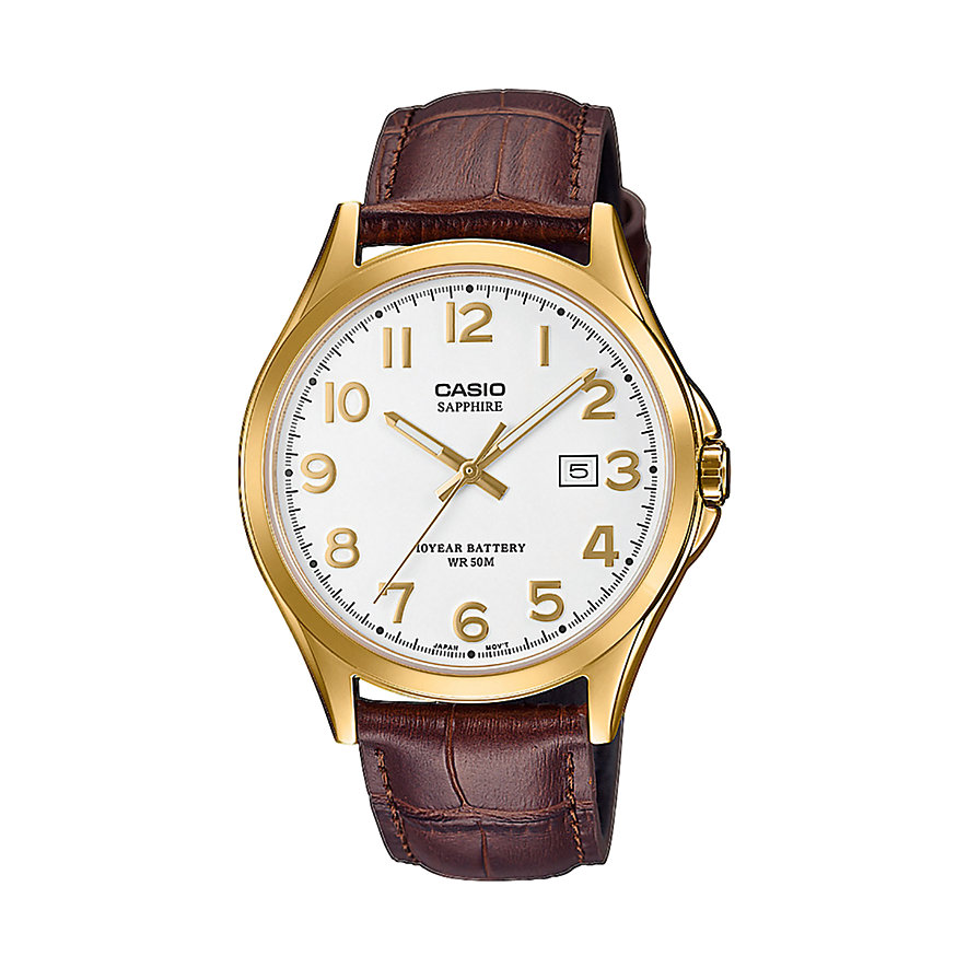 Casio Herrenuhr Collection MTS-100GL-7AVEF