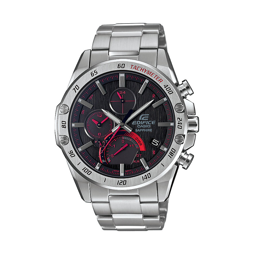 Casio Herrenuhr Edifice Bluetooth EQB-1000XD-1AER